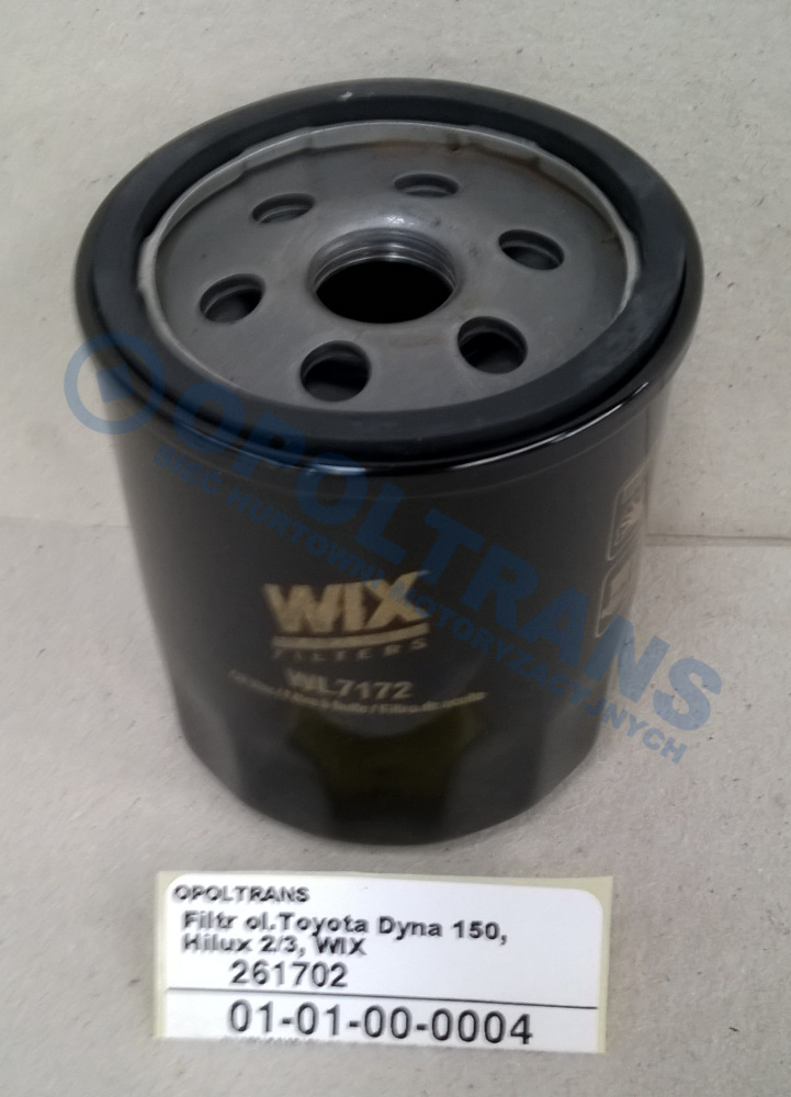 Filtr  ol.Toyota  Dyna  150,Hilux  2/3,  WIX