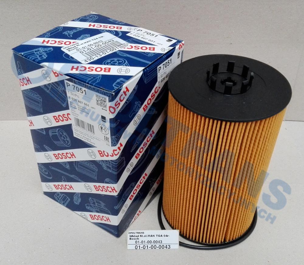 Wkład  fil.ol.MAN  TGA-X-S,Lion's  04-15r-  Bosch