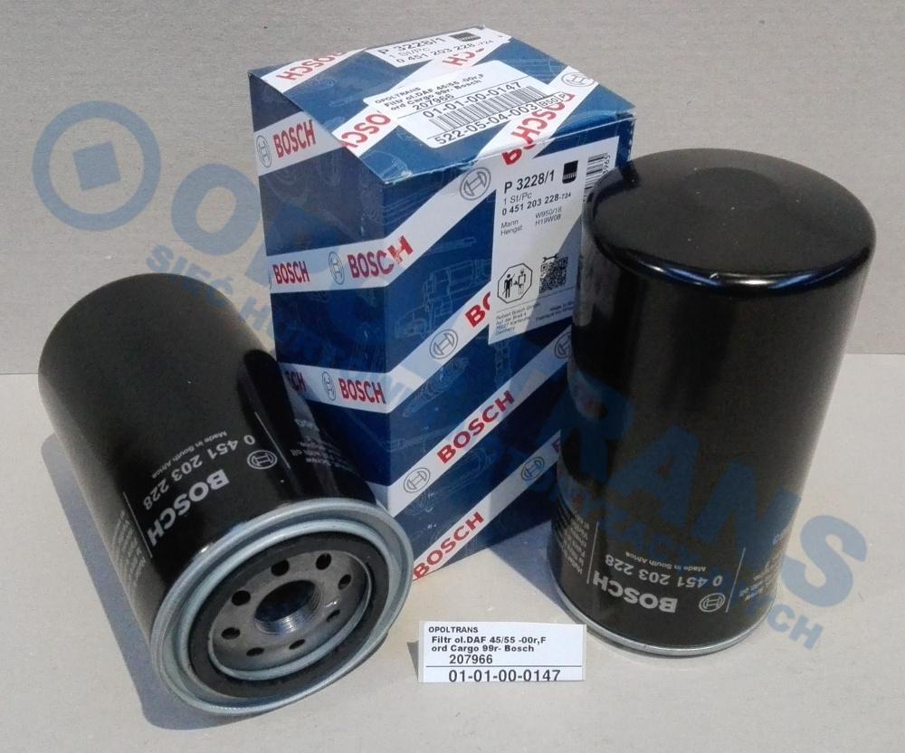 Filtr  ol.DAF  45/55  -00r,Ford  Cargo  99r-  Bosch