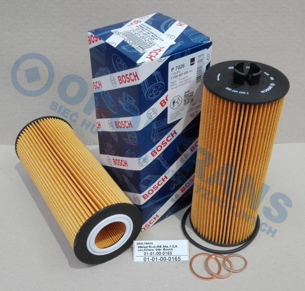 Wkład  fil.ol.MB  Ate.1-2,Axor,Citaro  -04r-  Bosch