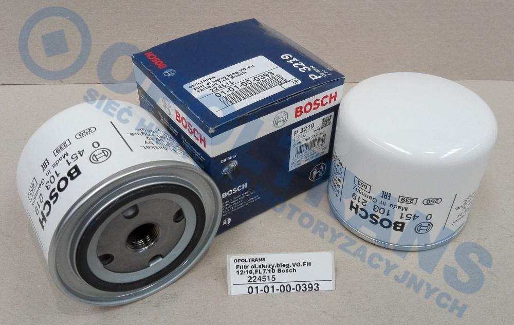 Filtr  ol.skrzy.bieg.VO.FH12/16,FL7/10  Bosch