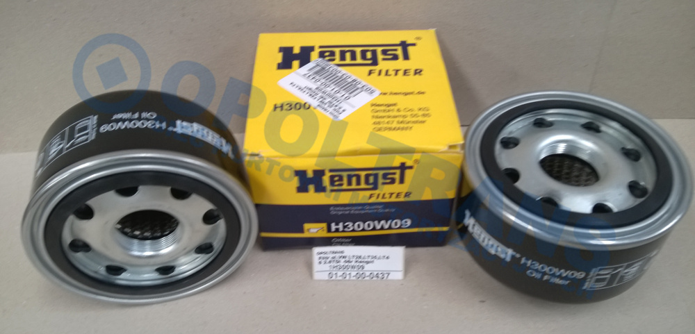Filtr  ol.VW  LT28,LT35,LT46  2.8TDi  -06r  Hengst