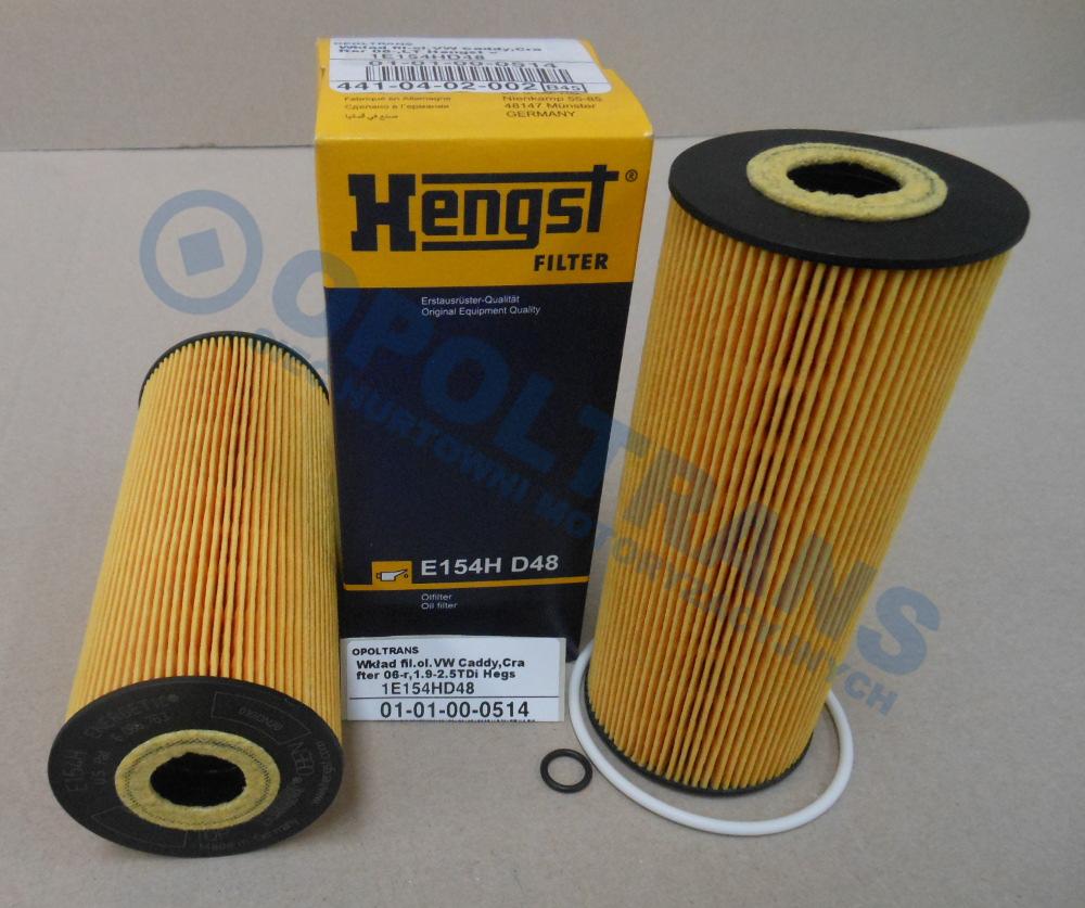 Wkład  fil.ol.VW  Caddy  96-04r,Crafter  06-13r  Hengst