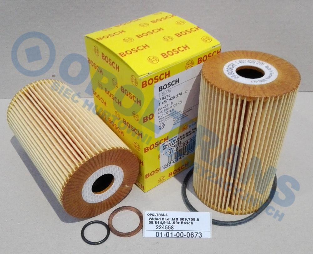 Wkład  fil.ol.MB  609,709,809,814,914  -99r  Bosch