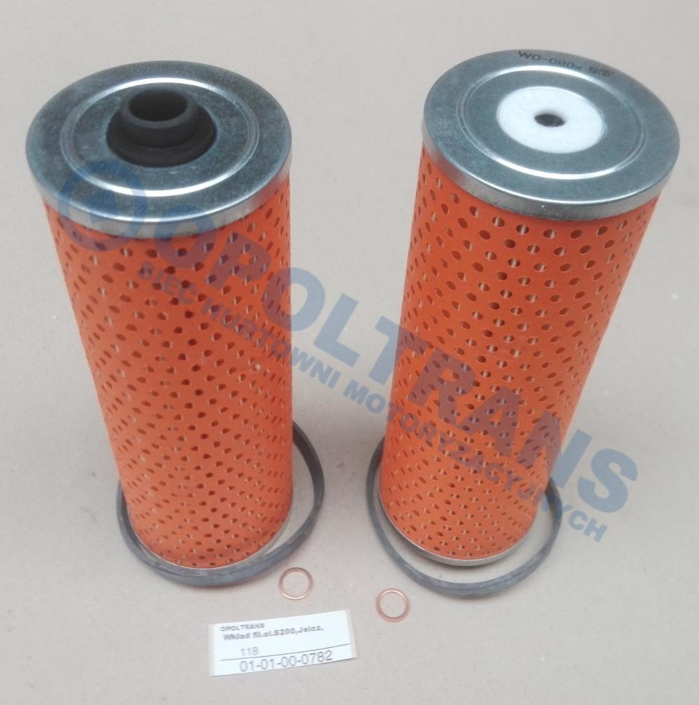 Wkład  fil.ol.S200,Jelcz  SW400,SW680