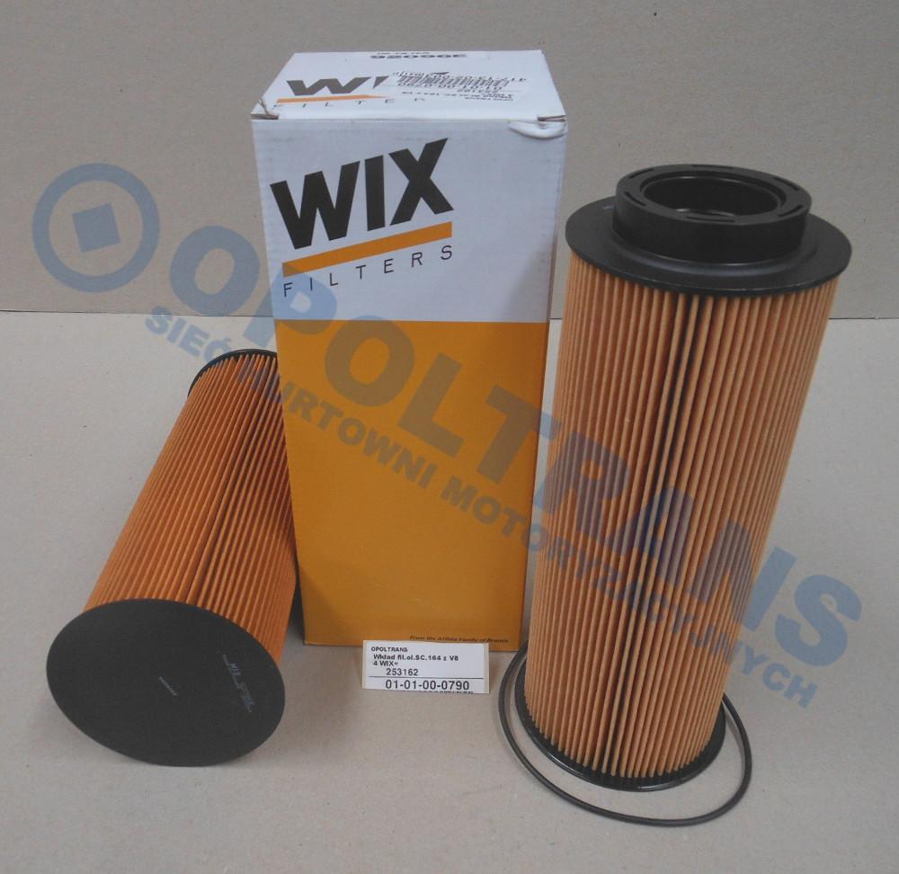 Wkład  fil.ol.SC.4,R  D16  V8  PDE,XPI,HPI  -17r-  WIX