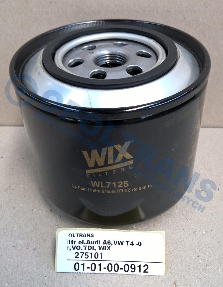 Filtr  ol.Audi  A6,VW  T4  -03r,VO.TDI,  WIX