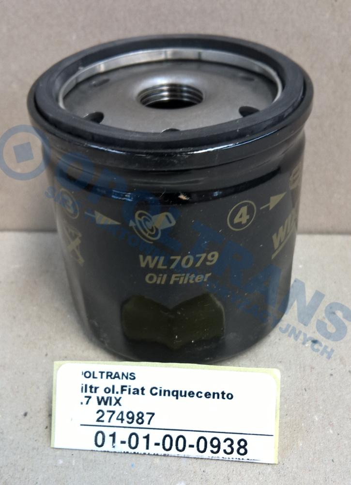 Filtr  ol.Fiat  Cinquecento  0.7  WIX
