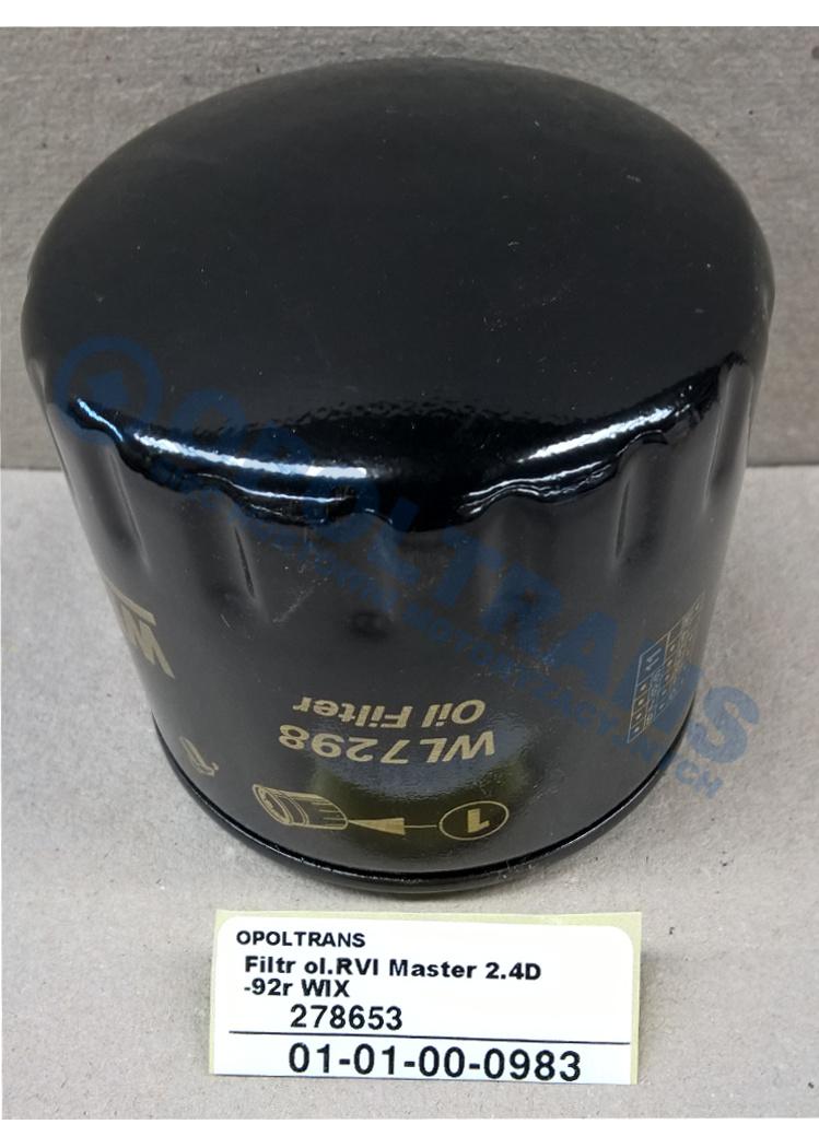 Filtr  ol.RVI  Master  2.4D  -92r  WIX