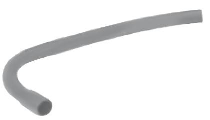 Łącznik  gum.Fi16xFi22  wlotu  pow.IV.E-Cargo