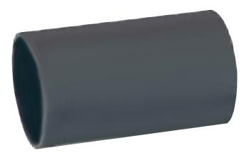 Łącznik  gum.Fi90x125  chłod.  MAN