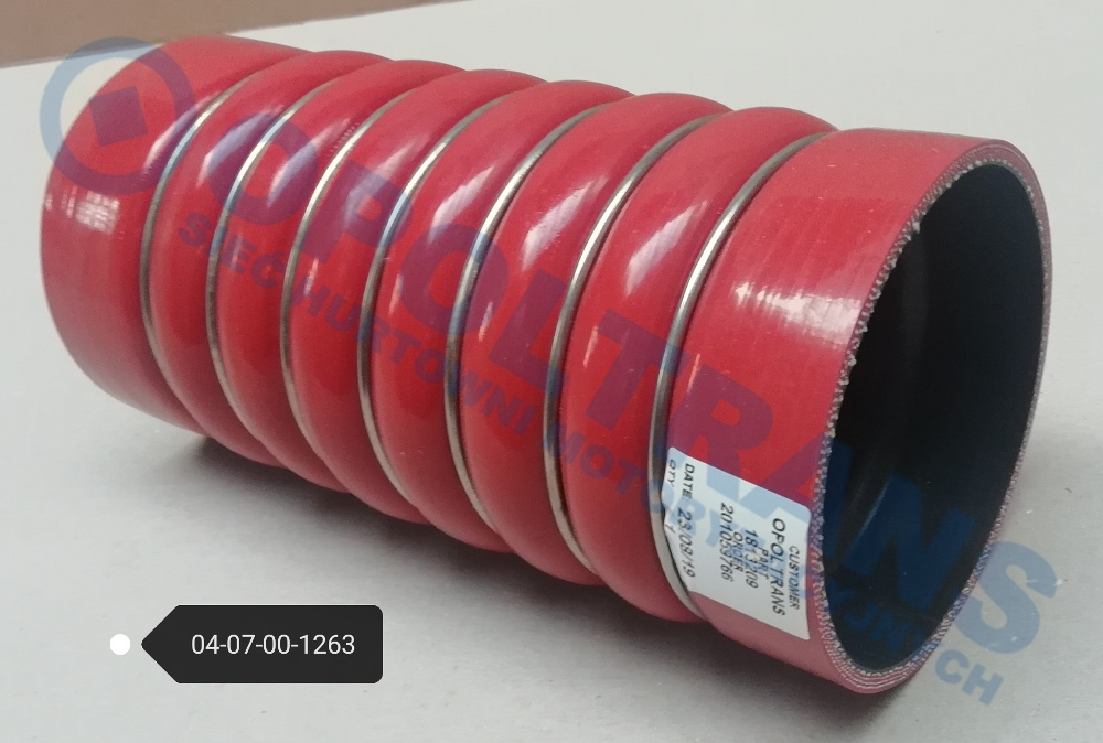 Łącznik  gum.Fi..  interc.DAF  XF106  13r-,Solaris