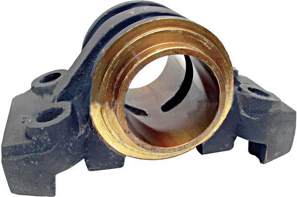 Kołyska  osi  SC.4,R  BT201/  300B  nkpl.  bez  tulejek