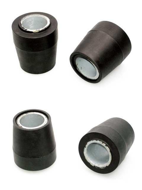 Tuleja  kołyski  SAF  gumowa  30.5x55x61.5