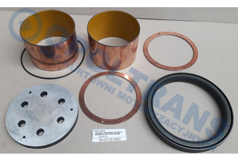 Zestaw  nap.kołys.osi  SC.4  BT200  b/i  Fi113x118x80