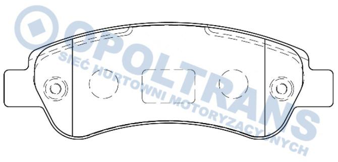 Klocki  24465  Fiat  Duc/Peug.  Boxer  -11r-  /T/  Jurid